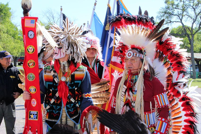 Santa Fe Days in the Park - Indigenous Institute of the Americas - Sandy Lake Amusement Park