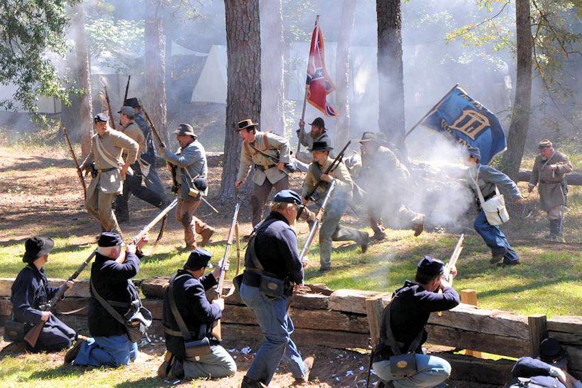 Andersonville Historic Fair - Civil War Village of Andersonville - Andersonville Guild