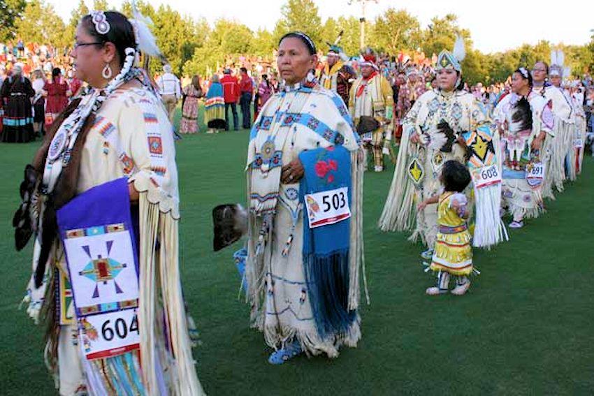 Cherokee National Holiday Powwow - Cherokee Cultural Grounds - Cherokee Nation