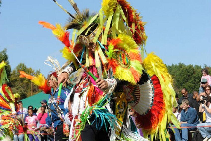 2019 Patuxent River Park American Indian Festival