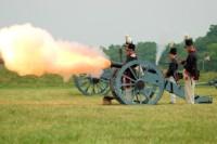 First Seige 1813 Fort Meigs War of 1812 Reenactment