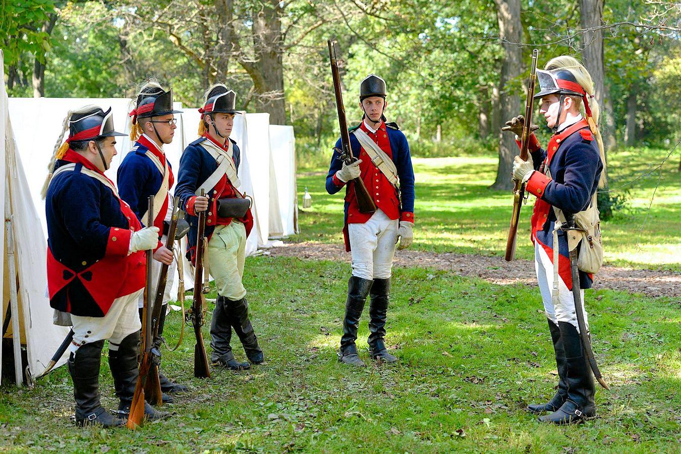 2019 Cantigny Revolutionary War Reenactment | Cantigny Park