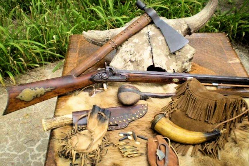 Bouse Hills Muzzle Loaders Rendezvous - La Paz County Shooting Range