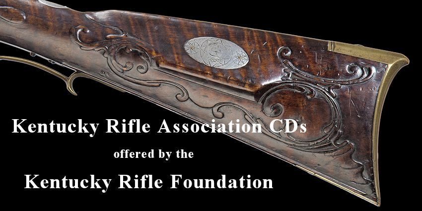 Kentucky Rifle Foundation CDs