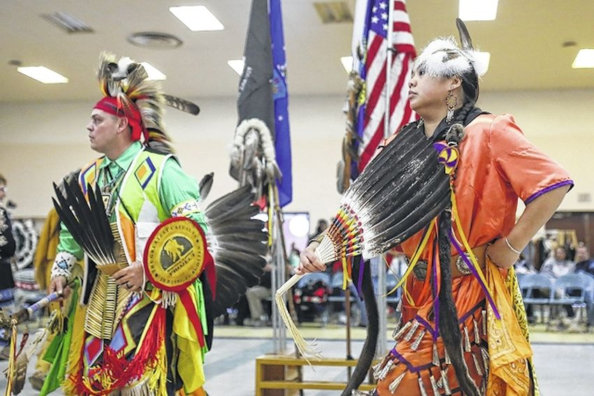 Lima Honoring our Native American Heritage Powwow - UAW Hall - Lima Powwow Committee