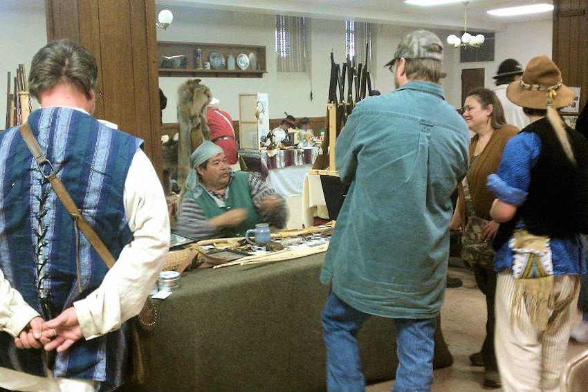 New Ulm Trade Fair and Living History Event - Northern Rifleman LLC - Turner Mall