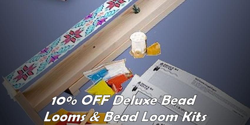Native American Beading Looms & Bead Loom Kits