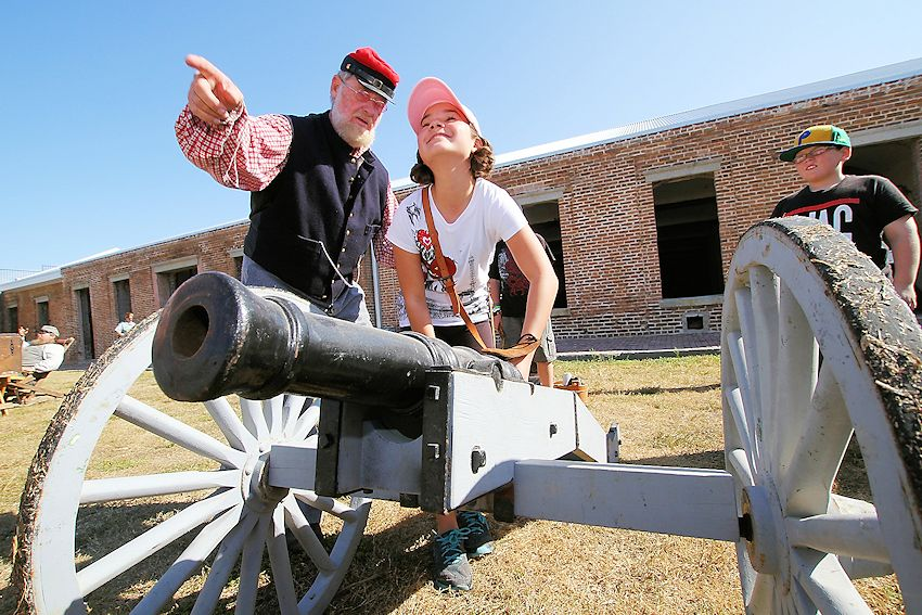 Fort Taylor Civil War Heritage Days - Fort Zachary Taylor Historic State Park - Friends of Fort Taylor