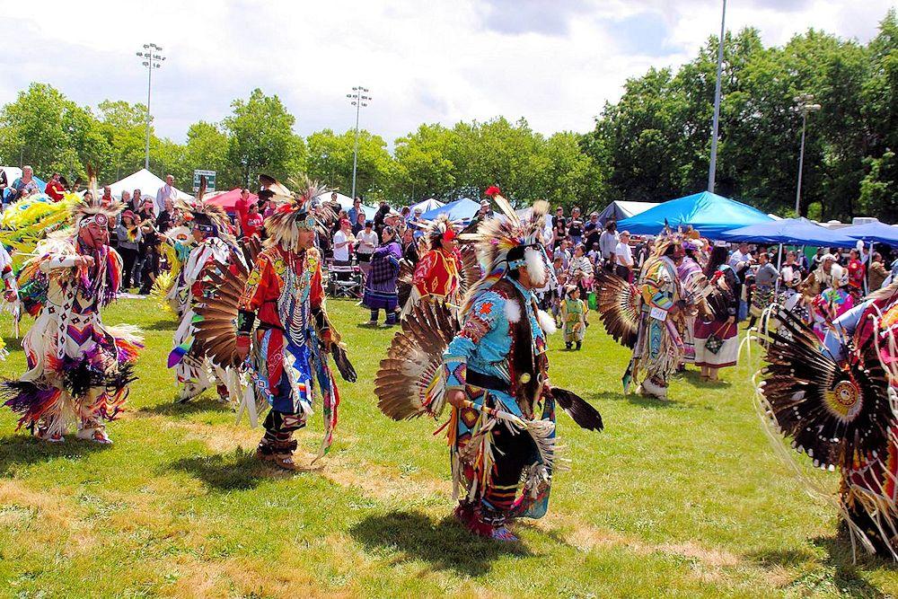 Delta Park Powwow and Encampment