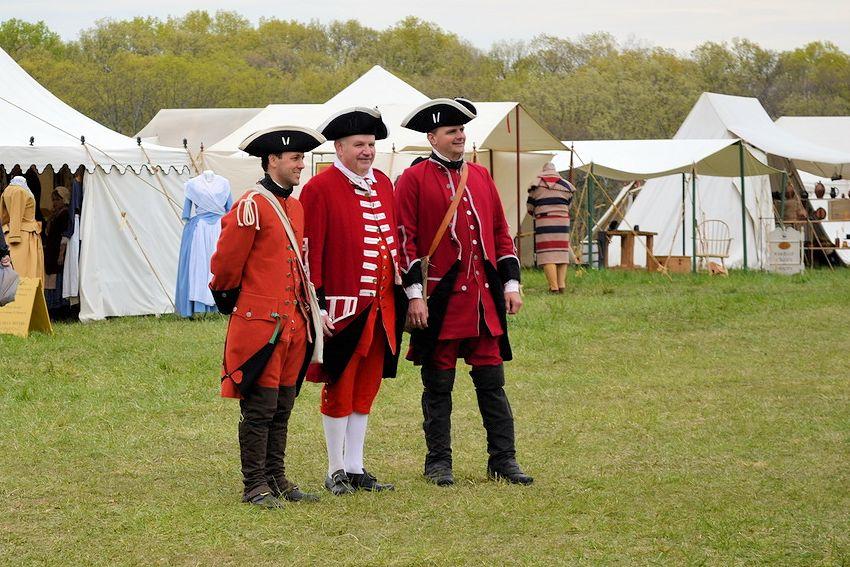Fort Frederick 18th Century Market Fair