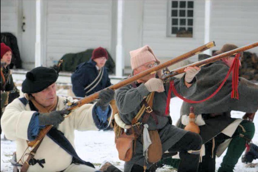 rogers rangers revolutionary war