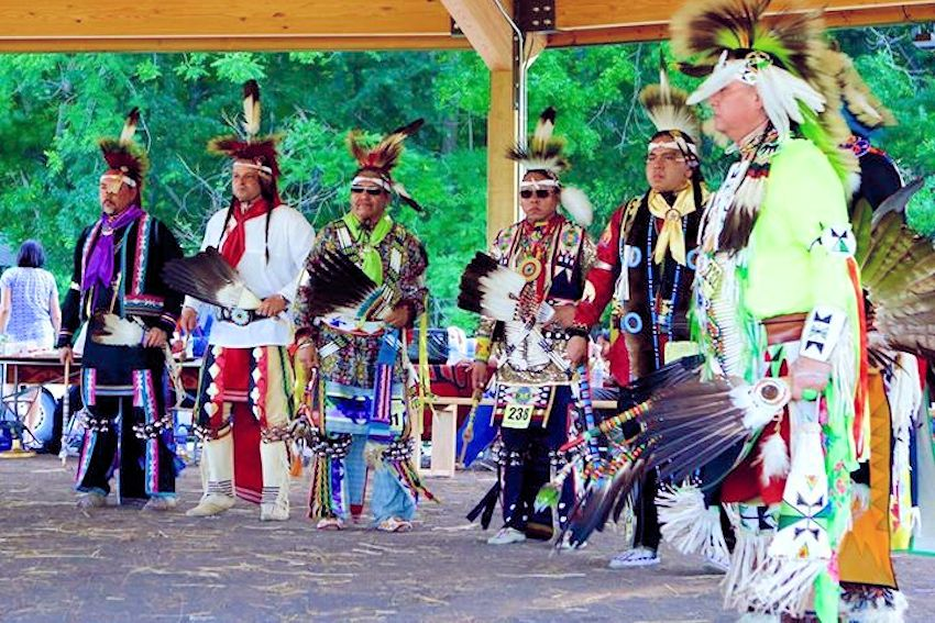 Kaw Nation Washunga Days Powwow - Allegawaho Heritage Memorial Park - Kaw Nation Cultural Committee