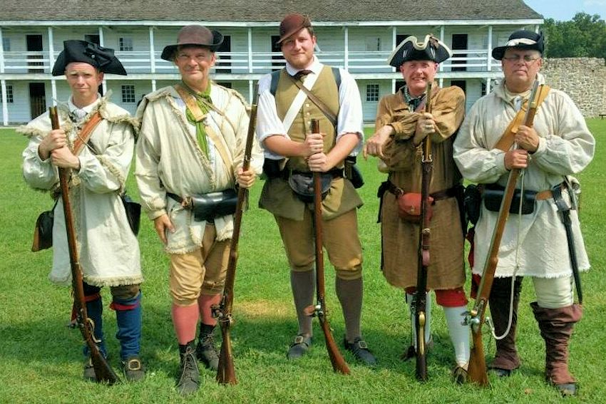 To Garrison the Fort - Fort Frederick in the Revolutionary War