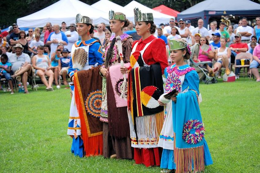 Lumbee Homecoming Festival - AISES Powwow - Lumbee Homecoming Powwow - Lumbee Homecoming Festival Venues - Lumbee Regional Development Association - LRDA
