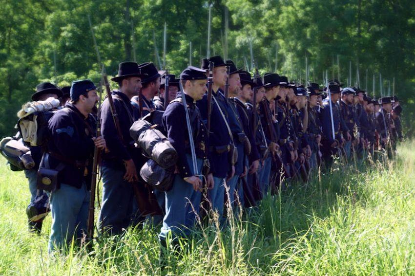 2019 Historic Fort Wayne Civil War Days | Michigan Civil War