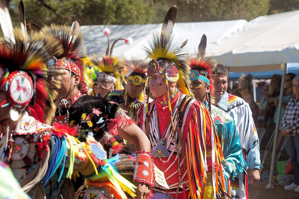 2019 Santa Ynez Chumash Inter-Tribal Pow Wow | Live Oak Campground