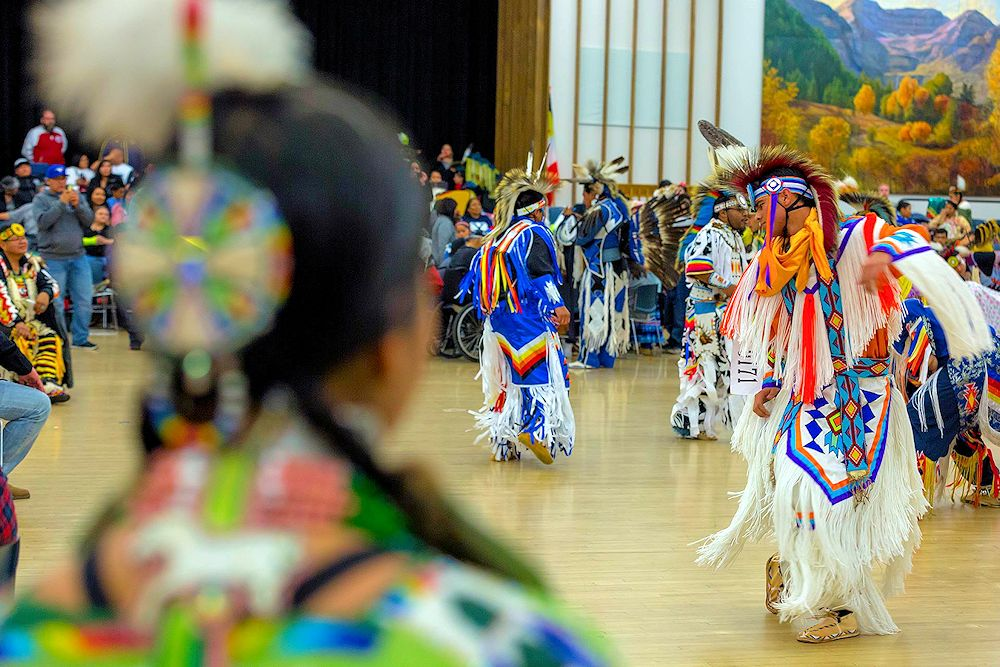 BYU Cedartree Memorial Competition Pow Wow