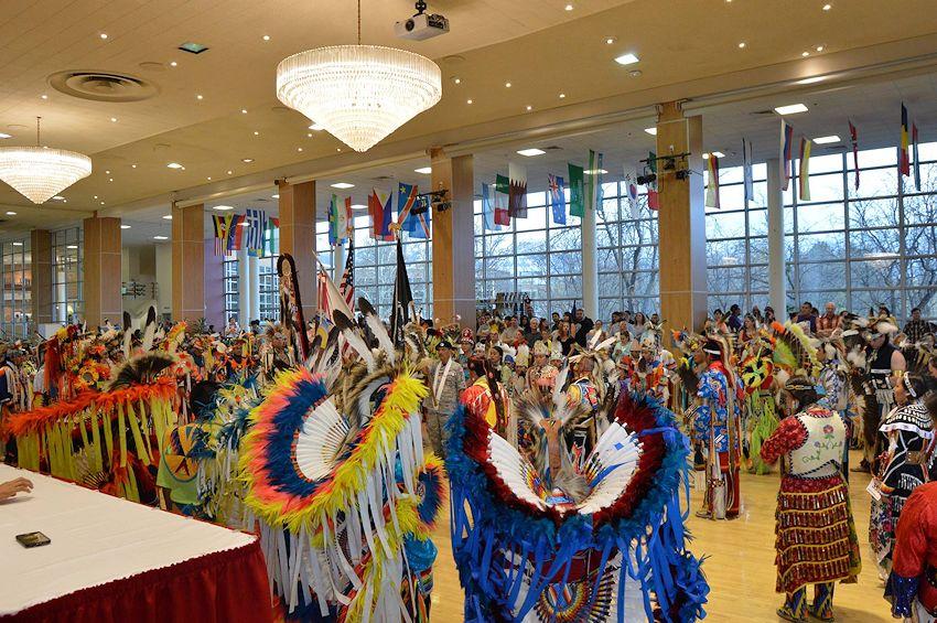 2018 university of utah pow wow 46th annual union ballroom