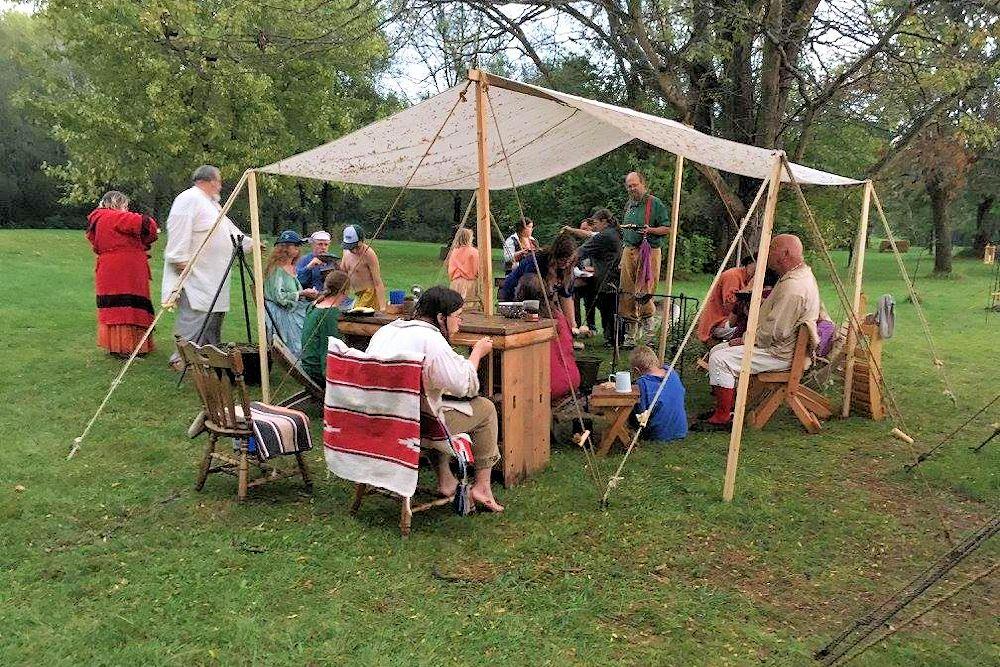 Amarugia Rendezvous Spring Camp