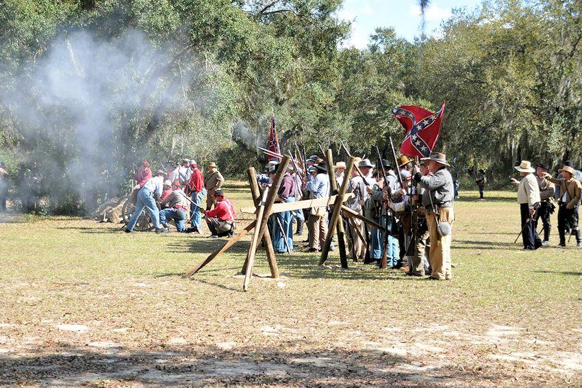 37th Alabama Regiment Company H Reenactors | Civil War Reenactors
