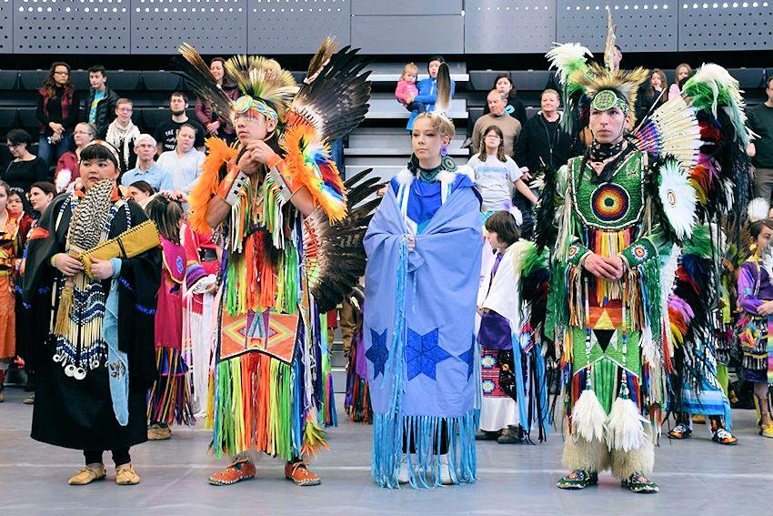 Conestoga College Pow Wow - Conestoga Recreation Centre - Conestoga College Aboriginal Student Association