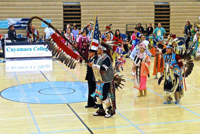 Cuyamaca College Powwow - Cuyamaca College - Cuyamaca College Native American Student Alliance