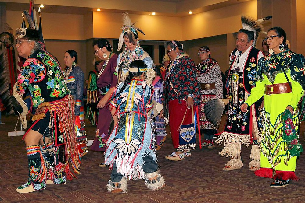 Legendary Waters Casino Pow Wow