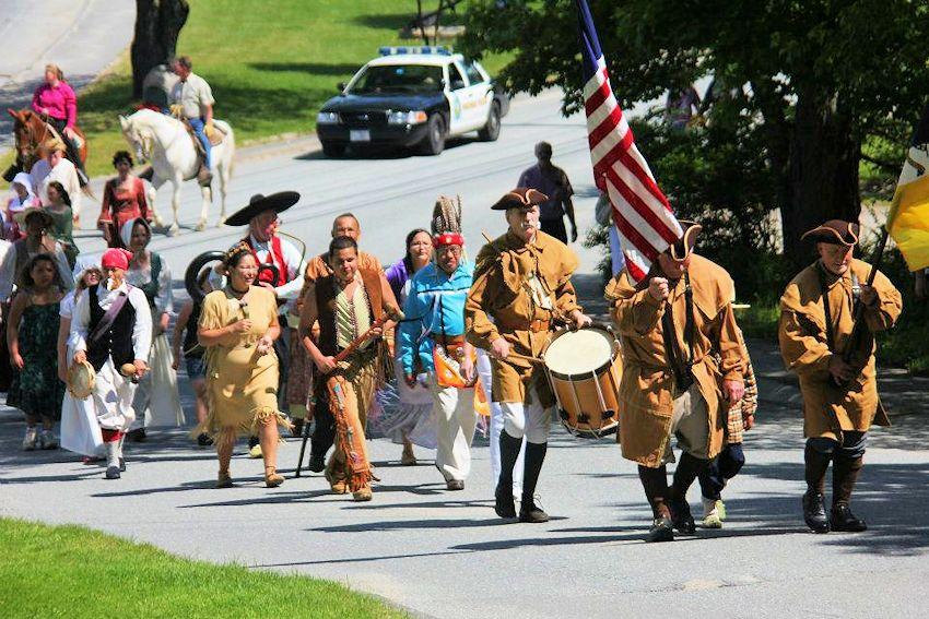 Margaretta Days Festival and Crafts Fair - University of Maine Machias Campus - Machias Historical Society