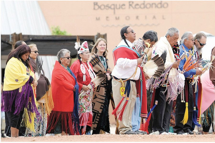 Bosque Redondo Memorial Gourd Dance - Fort Sumner Historic Site - Bosque Redondo Memorial - Museum of New Mexico Foundation - AMT Concerts