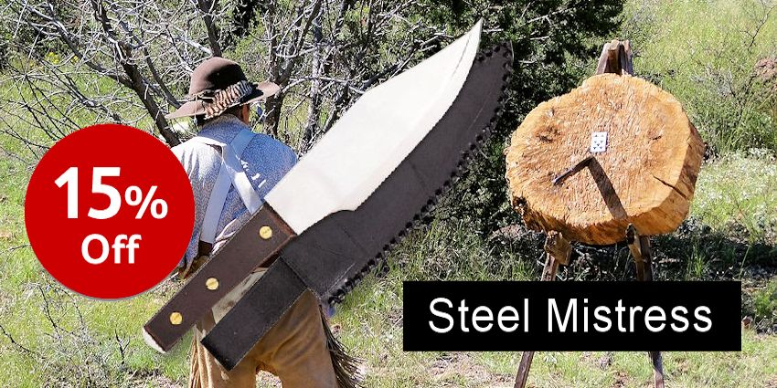 Steel Mistress - Crazy Crow Trading Post Crow Calls Sale May-June 2018