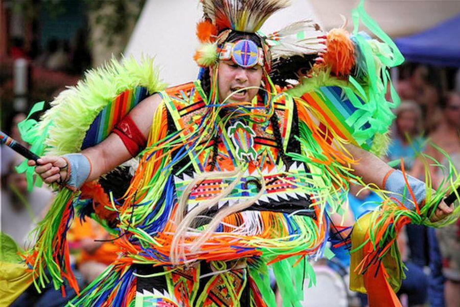 Feast of the Flowering Moon Festival - Yoctangee Park - Downtown Chillicothe Ohio - Ross-Chillicothe CVB