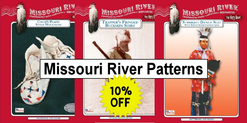 Native American & Rendezvous Clothing & Moccasin Patterns - Crazy Crow Trading Post Crow Calls Sale