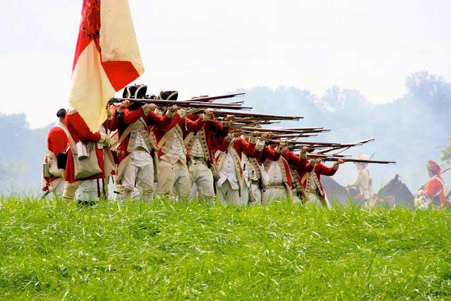 2019 Battle of Mount Harmon Revolutionary War Reenactment