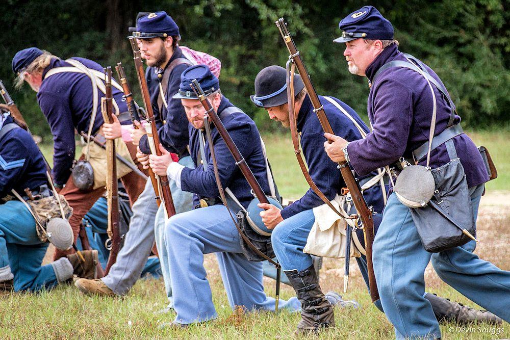2018 Battle of Newton Civil War Reenactment | Newton Al
