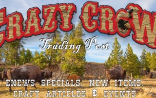 Crazy Crow E-News - September-October Crow Calls - Sep 7, 2018