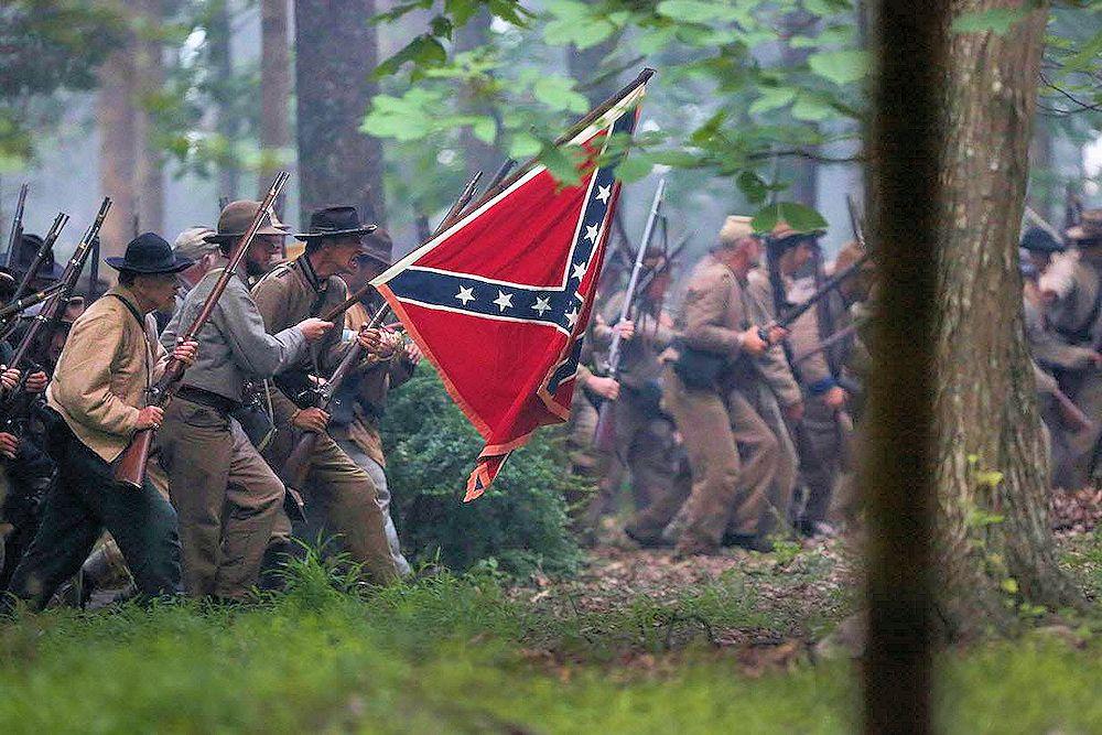 2019 Battle of Blountville Civil War Reenactment | 156th