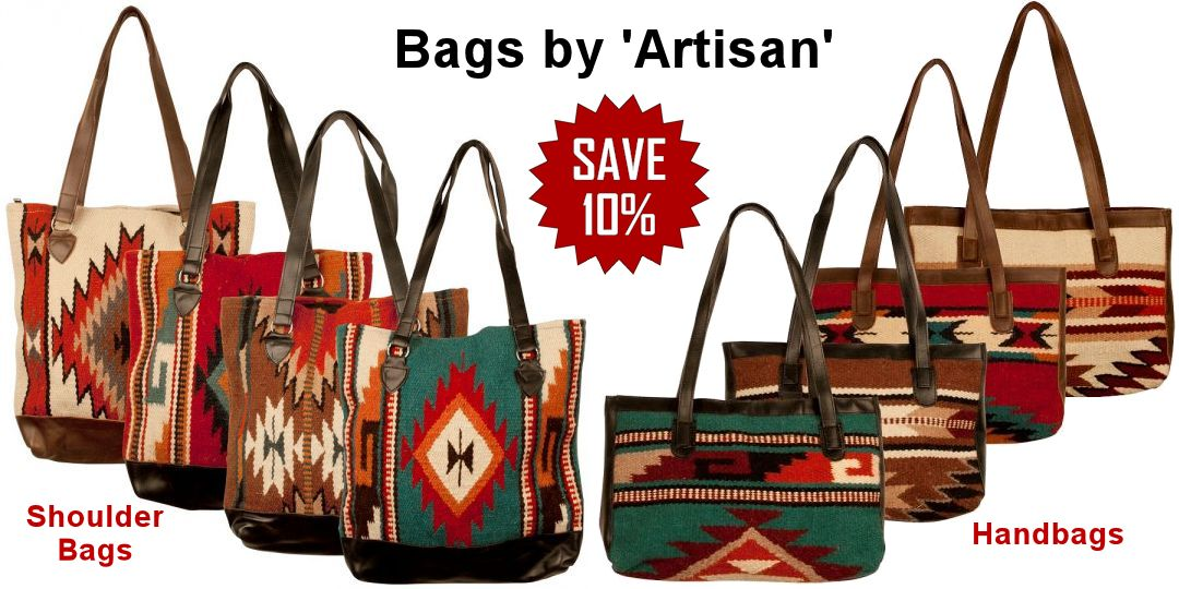 Shoulder Bags & Handbags by Artisan®
