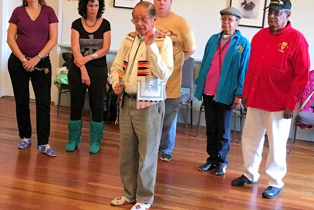 Thunderbird American Indian Dancers Native American Dance Workshop